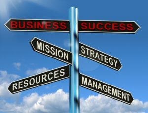 """Business Success Signpost"" by Stuart Miles Brokers"